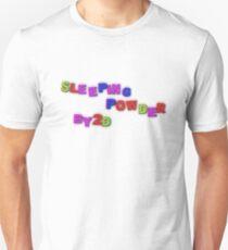 sleeping powder Unisex T-Shirt