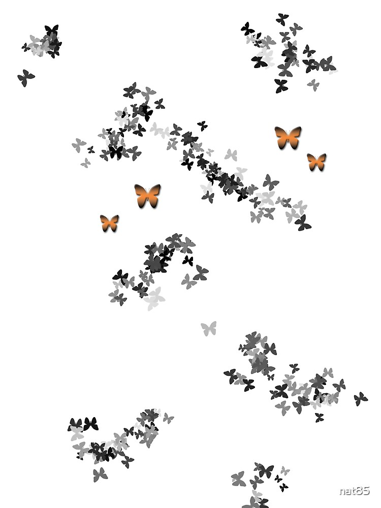 butterfly small by nat85