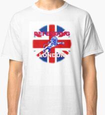 Millwall DEFENDING LONDON against terrorists, against terrorism, Classic T-Shirt