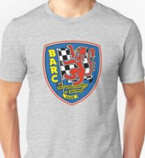British Automobile Racing Club BARC RED T-Shirt