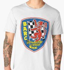 British Automobile Racing Club BARC RED Men's Premium T-Shirt