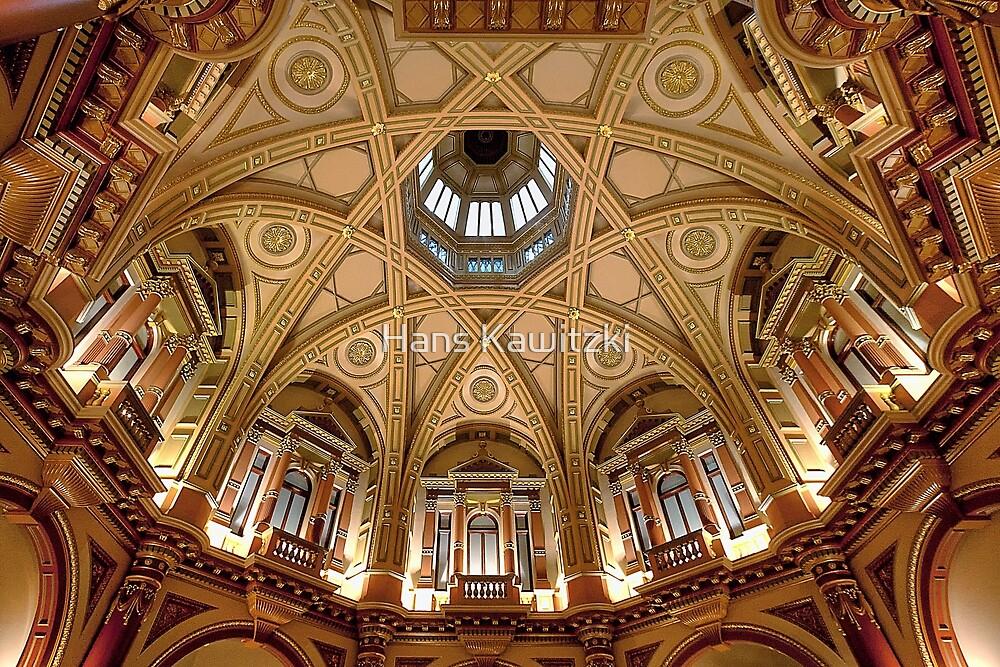 0720 The Ceiling - Melbourne by Hans Kawitzki