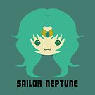 Sailor Neptune by sunnehshides