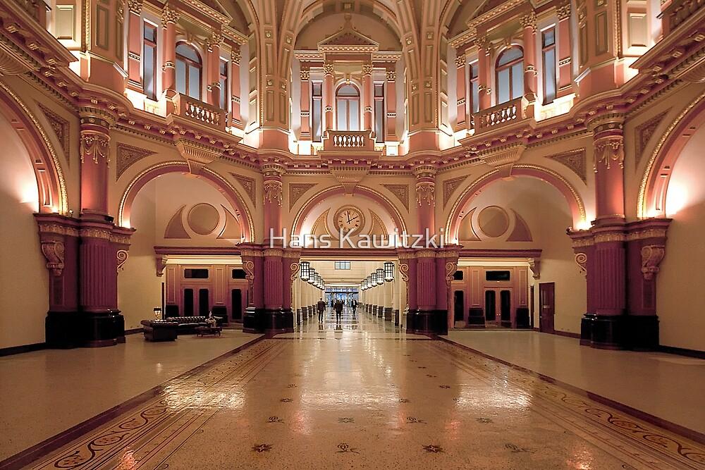 0721 The Hall - Melbourne by Hans Kawitzki