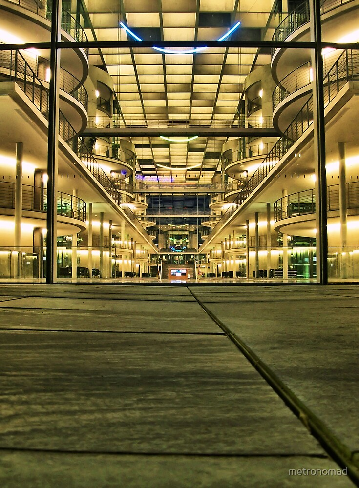 Paul Löbe Haus by metronomad