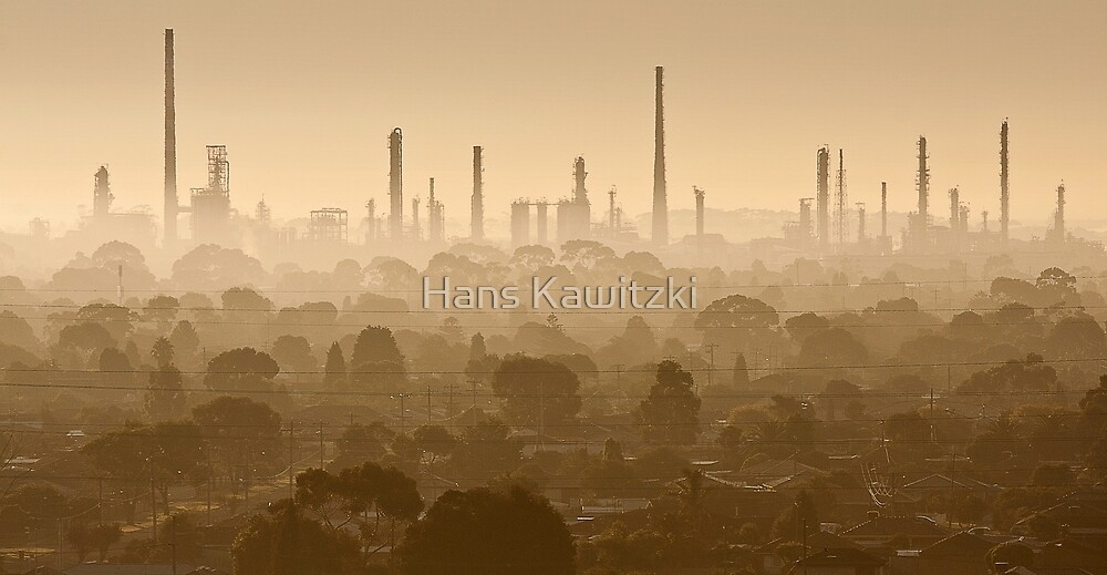 0729 Corio at Sunrise - Geelong by Hans Kawitzki