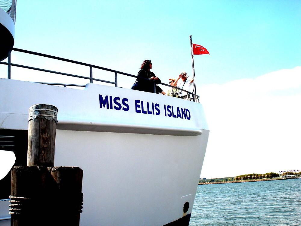 Miss Ellis by rebecca3