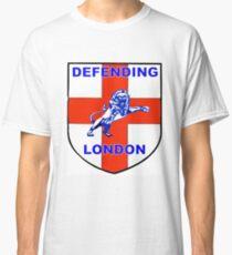 Millwall Defending London against terrorists. Cross of St.George Classic T-Shirt