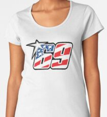 nicky hayden Women's Premium T-Shirt