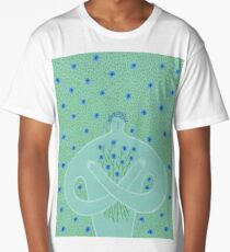 Cyanus- Cornflowers for Chloris Long T-Shirt