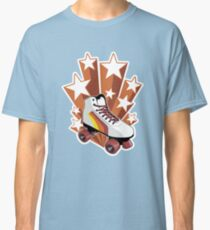 Retro Roller Skate  Classic T-Shirt