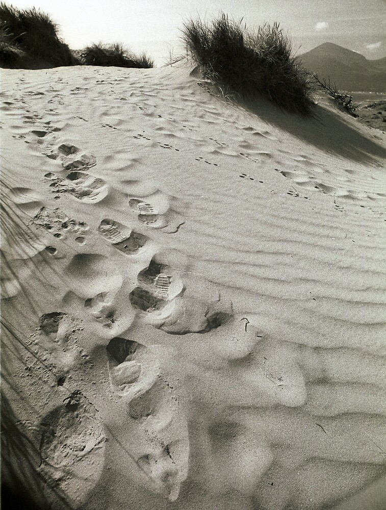 Coco's footsteps by ragman
