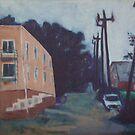 down the street by leanne sjodin