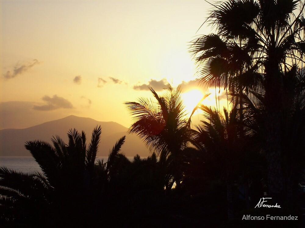 Sunset 6 by Alfonso Fernandez