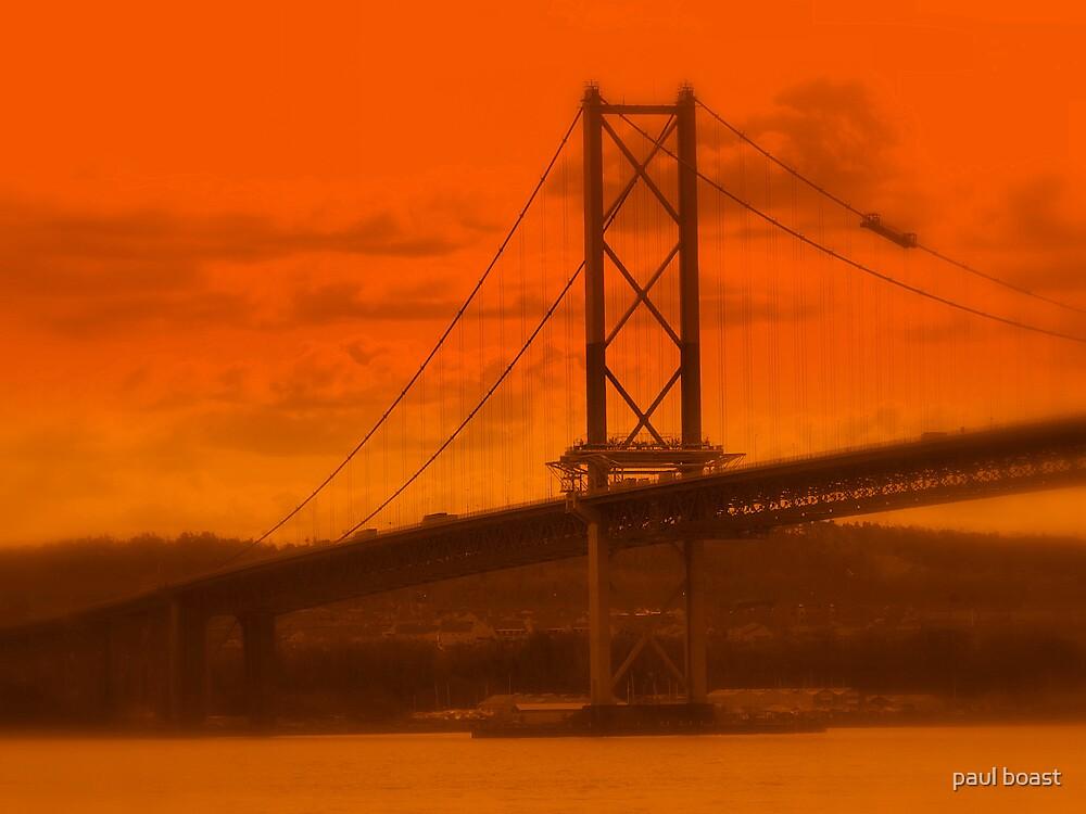 Bridge Glow by paul boast
