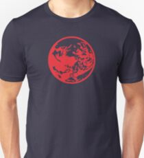 Earthbound Symbol - Super Smash Bros. (color) Unisex T-Shirt