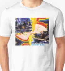 MOODY SOENDA BLUES DAYS FUTURE TOUR 2017 Unisex T-Shirt