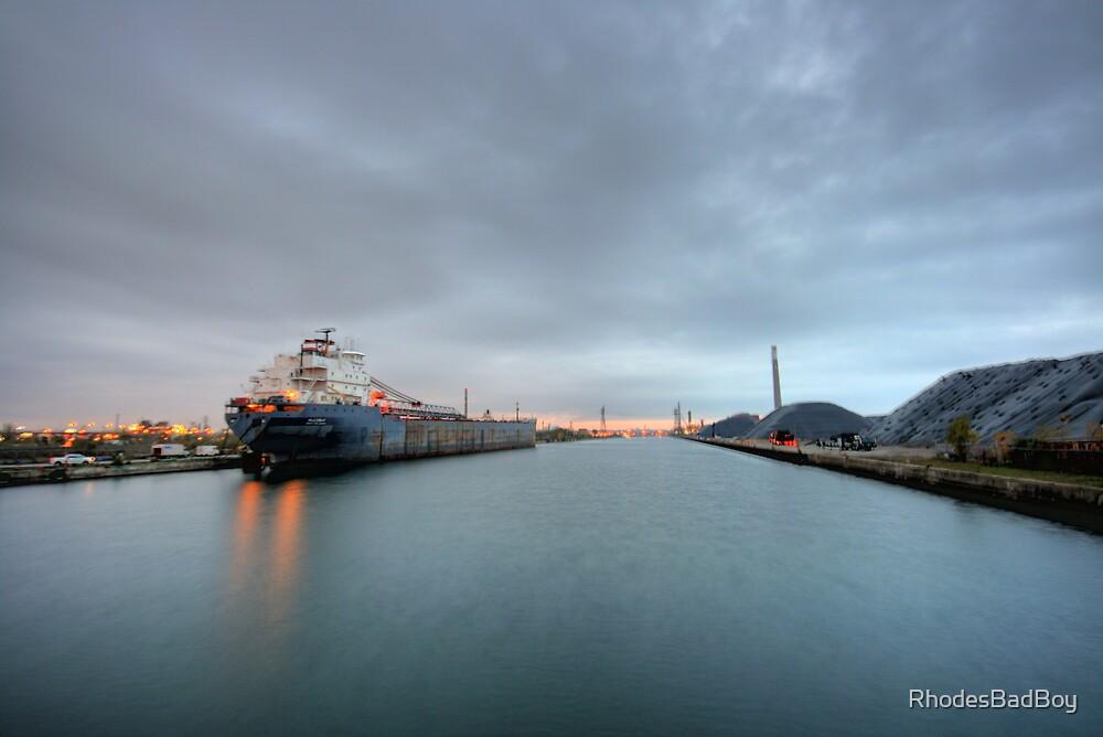 Dry dock by RhodesBadBoy