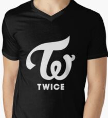 Twice (White Text) T-Shirt