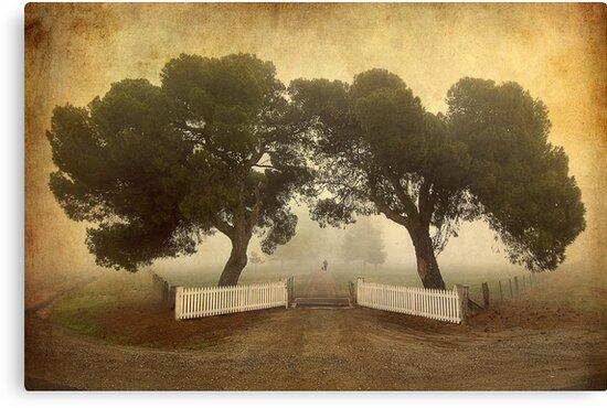 0797 The Gate by Hans Kawitzki