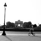 Bicycle - Paris by luxquarta