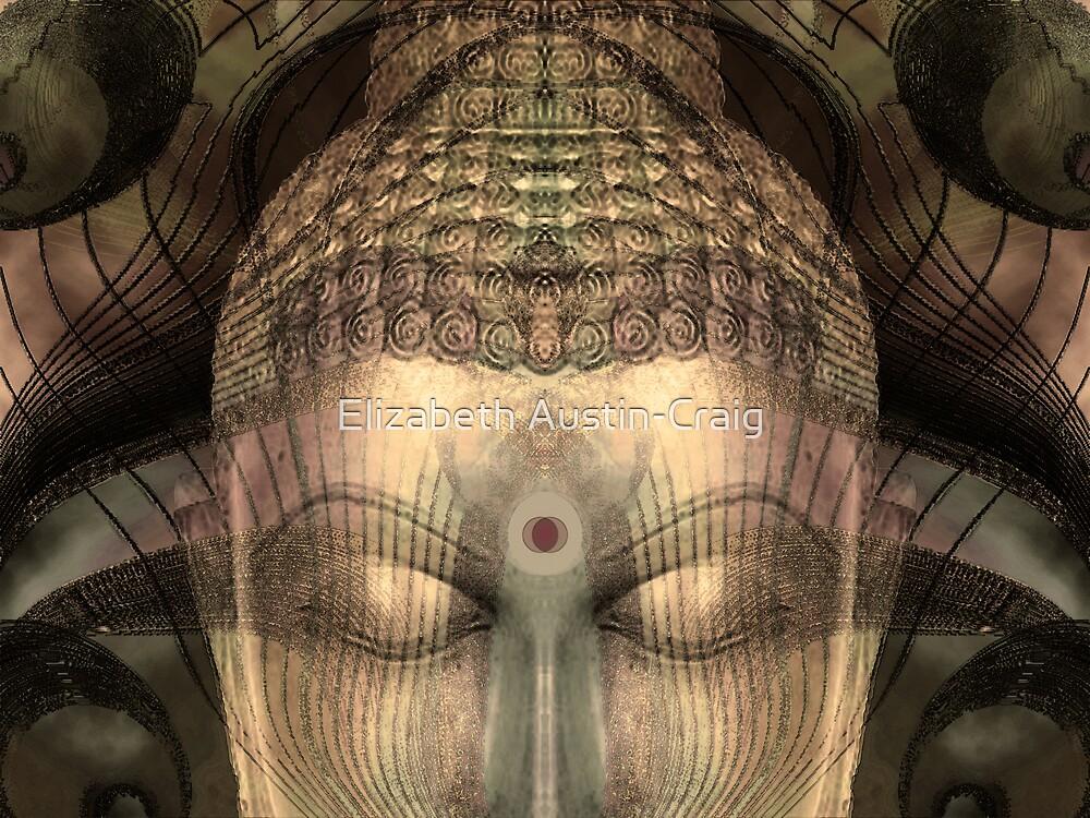 Buddha On My Mind by Elizabeth Austin-Craig