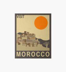 Morocco Art Board