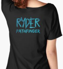 Ryder, Pathfinder Women's Relaxed Fit T-Shirt