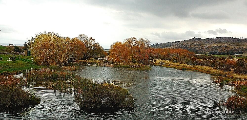 A Tasmanian Autumn - Tasmania Australia by Philip Johnson