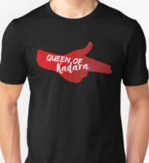 Queen of Kadara - Gun version Unisex T-Shirt