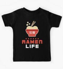 Ramen Life Kawaii Design Kids Clothes