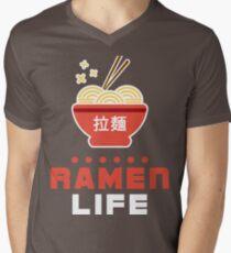 Ramen Life Kawaii Design T-Shirt