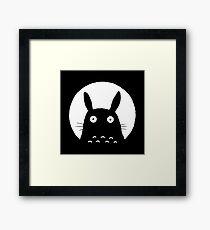 Dark Neighbor Framed Print