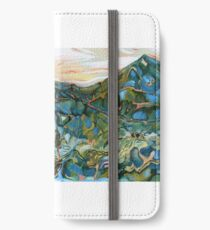 The Northern Marches of Ithilien iPhone Wallet/Case/Skin