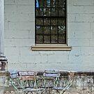 Quiet Corner by Christina Backus