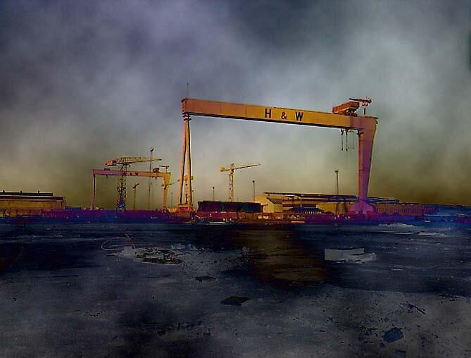 shipyard ... by SNAPPYDAVE