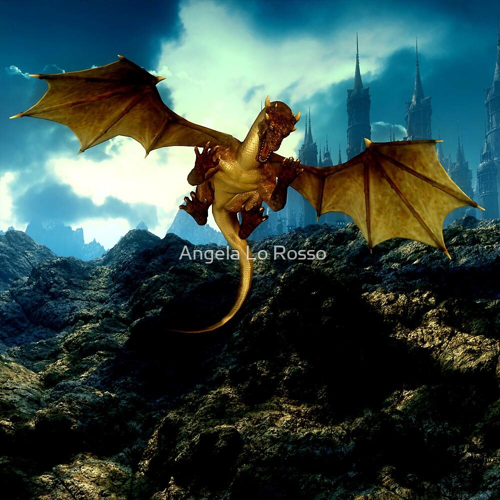 Dragon Flight by Angela Lo Rosso