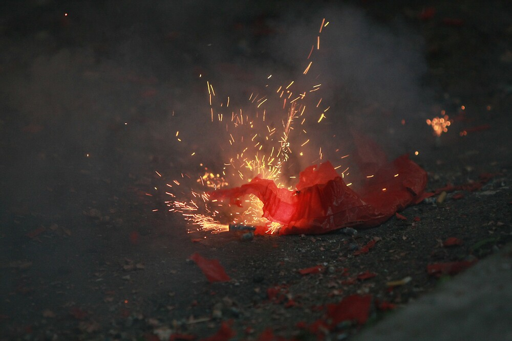 Fire Cracker by Nam Ngueyn
