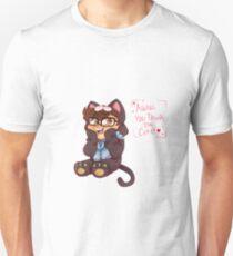 Morality Catsuit  Unisex T-Shirt