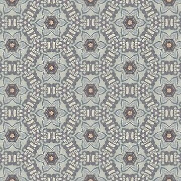 Sage circular pattern by turtlebird