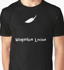 Wingardium Leviosa Graphic T-Shirt