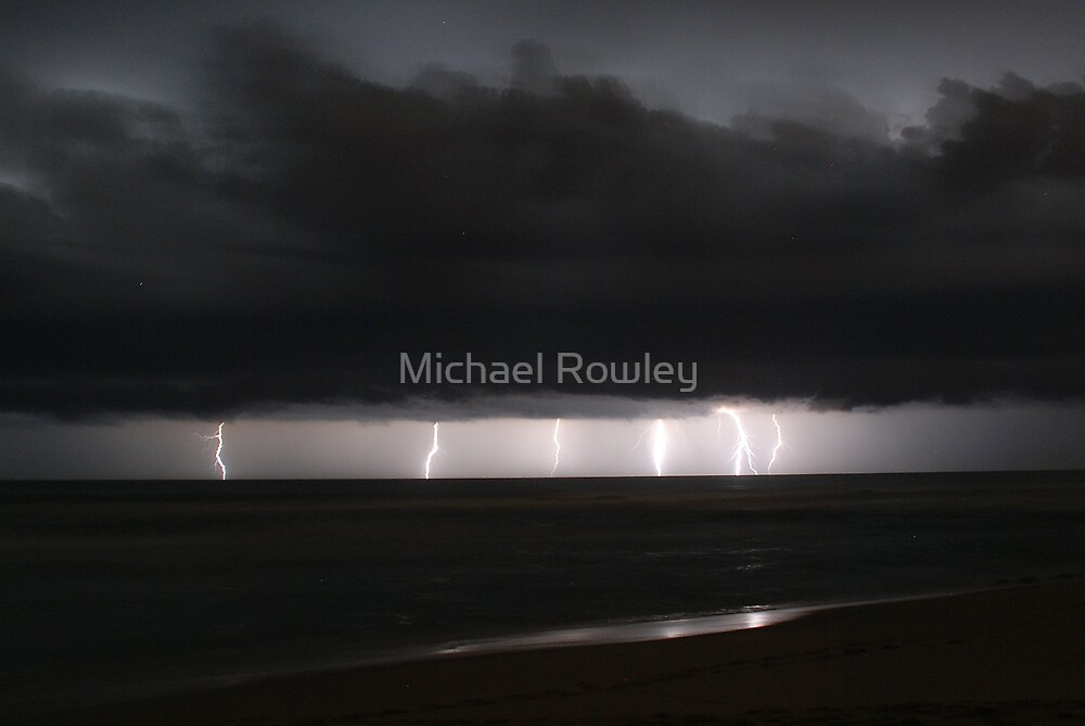 LIGHT SHOW by Michael Rowley