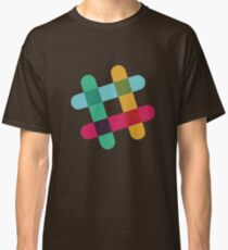 Slack Logo Classic T-Shirt