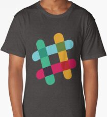 Slack Logo Long T-Shirt