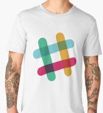 Slack Logo Men's Premium T-Shirt