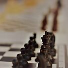 Chess a Game of Life by fruitcake