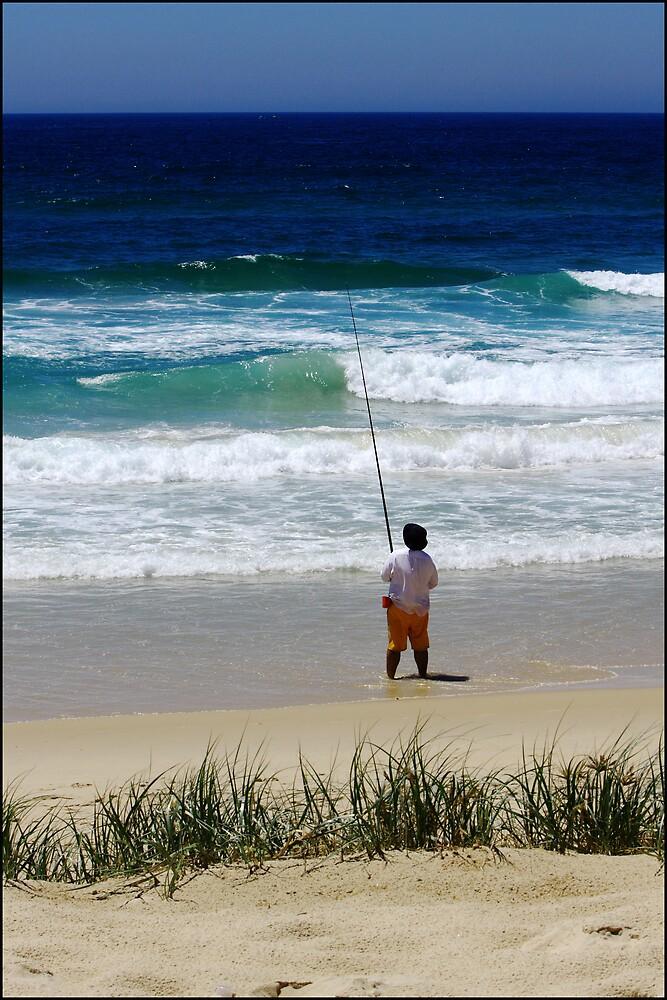 Gone Fishing by Nam Ngueyn