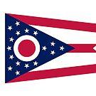 Ohio Flag by deanworld