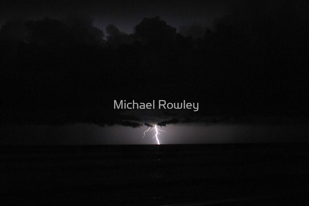 Single Bolt by Michael Rowley