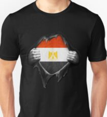 Egypt Flag. Proud Egyptian T-Shirt
